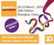 DOMOTEX  SHANGHAI 2018