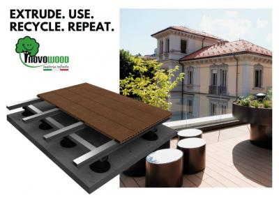 NOVOWOOD: FLOATING DECKING SYSTEM