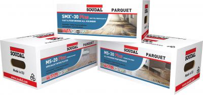 Soudal's ecological parquet box - premium usability and sustainability