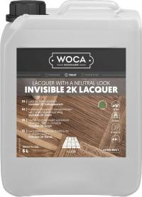 WOCA INVISIBLE 2K FINSIH – for an ultra-matt invisible result