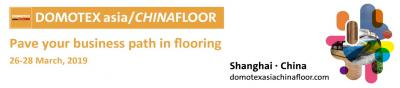 FLOORTECH asia increases by more than 50%.